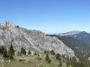 Vue sur la Pointe de Chavannais et le Rocher de la Boucle (10 septembre 2011)