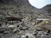 Chemin vers le sommet à Plan Brasy (1er septembre 2013)