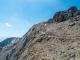 Montée sur la crête vers le sommet (23 avril 2017)
