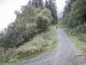 Ligne droite juste avant le Chalet du Glacier des Bossons