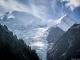 Dôme du Goûter et Glacier du Taconnaz