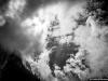 Nuages au-dessus du Bargy (23 juillet 2017)