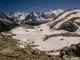 Le Lac Blanc est encore prisonnier des neiges ! (11 juin 2017)
