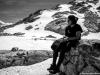Tranquillité au Lac Blanc (11 juin 2017)