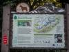 Panneau de la réserve au Col (7 aout 2015)