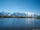 Vue depuis un des Lacs des Chéserys (7 aout 2015)