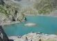 Le Lac Blanc avec un nageur téméraire (18 aout 2007)