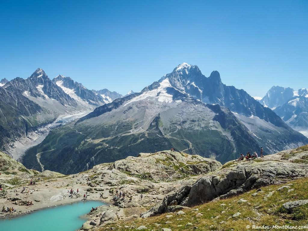 Le Lac Blanc Randos Montblanc