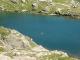 Baignade dans le lac des Chéserys (18 juillet 2003)