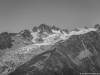 Glacier et Aiguille du Tour (7 aout 2015)