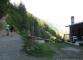 Départ au Refuge du Mont Blanc
