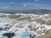 Lacs Noirs avec les Fiz en toile de fond