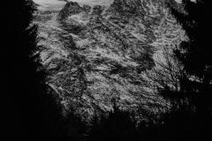 Aiguille de la Bérangère (25 novembre 2018)