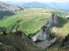 Vue sur le Plateau de Cenise