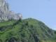 Vue sur la colline d'Entrevie (10 juillet 2010)