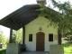 Petite chapelle au col