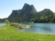 Lac de Taney devant Le Tâche