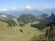 Vue depuis le col de Savalenaz
