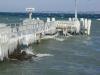 L'embarcadère de la CGN à Versoix