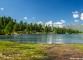 Lago d'Arpy et Grandes Jorasses en toile de fond (18 juin 2017)