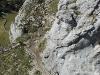 Passage du Roc de Lancrenaz