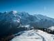 Vue sur le Mont Blanc (20 décembre 2015)