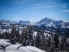 Aiguilles de la Pennaz et Mont Joly (23 février 2014)