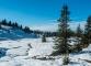 Plateau enneigé (20 décembre 2015)