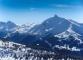 Tête de la Cicle, Aiguille de Roselette et Mont Joly (23 février 2014)