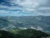 Vue sur les sommets du Chablais (29 juillet 2017)