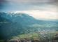 Vue sur la Roche Parnal, la Montagne de Sous-Dine et la Pointe de Sur Cou (29 juillet 2017)