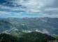 Vue sur les sommets du Massif du Chablais (29 juillet 2017)
