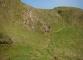 Petite montée sur la butte au dessus du Rionffer (21 avril 2007)
