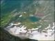 Lac du Mont Charvin en contrebas