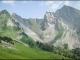 Panorama sur les Aiguilles du Mont