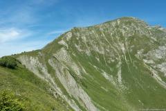 Le Mont de Grange est en vue (1er août 2019)