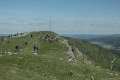 Mât sur le Mont d'Or (31 mai 2019)