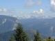 Vue depuis le Mont Forchat sur les Dents du Midi (8 octobre 2005)