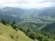 Vue depuis le Mont Forchat (30 juillet 2005)