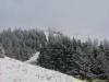 Mont Forchat dans la brume (23 novembre 2008)