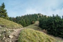 Mont Forchat (1er octobre 2017)