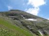 Le Mont Joly depuis l'Hermance