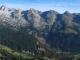 Panorama sur les combes des Aravis