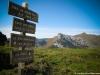 Roc des Tours et Aiguille Verte depuis le Col