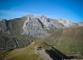 Vue sur le Jallouvre, la Pointe Blanche et la Pointe de Balafrasse