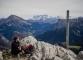 Mont de Grange et Dents Blanches en arrière plan (24 octobre 2015)