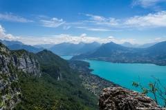 Lac d'Annecy (24 juin 2018)
