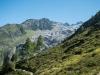 Glacier du Tour sous la Pointe des Grands (9 septembre 2016)