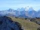 Très belle vue sur le Mont Blanc