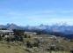 Vue sur le massif des Aravis